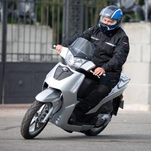 В Киселевске милиция будет разъезжать на скутерах