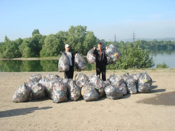 Чистота залог благоприятной экологии