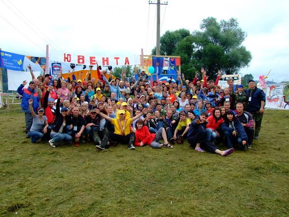С 23 по 25 июля в районе села Боровково будет работать выездной палаточный лагерь ЮВЕНТА